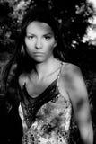 Πορτρέτο του κοριτσιού Στοκ Φωτογραφία