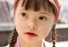 Πορτρέτο του κοριτσιού στοκ φωτογραφία με δικαίωμα ελεύθερης χρήσης