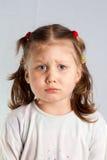 Πορτρέτο του κοριτσιού Στοκ Εικόνα