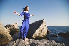 Πορτρέτο του μελαχροινού κοριτσιού τρίχας στοκ φωτογραφία με δικαίωμα ελεύθερης χρήσης
