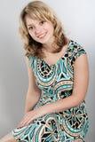 Πορτρέτο του νέου όμορφου κοριτσιού Στοκ φωτογραφίες με δικαίωμα ελεύθερης χρήσης