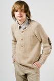 Πορτρέτο του νεαρού άνδρα Στοκ φωτογραφία με δικαίωμα ελεύθερης χρήσης