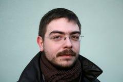 Πορτρέτο του νεαρού άνδρα Στοκ φωτογραφίες με δικαίωμα ελεύθερης χρήσης