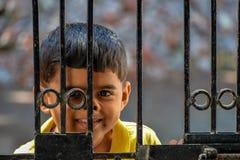 Πορτρέτο του παιδιού Στοκ Εικόνα