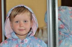 Πορτρέτο του παιδιού Στοκ εικόνες με δικαίωμα ελεύθερης χρήσης
