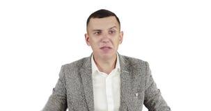 Πορτρέτο του πολύ υ επιχειρηματία φιλμ μικρού μήκους