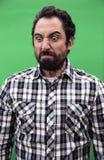 Πορτρέτο του υ παραώμονος ατόμου στοκ εικόνες με δικαίωμα ελεύθερης χρήσης