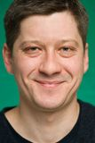 Πορτρέτο του χαμογελώντας ατόμου Στοκ φωτογραφία με δικαίωμα ελεύθερης χρήσης