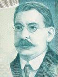 Πορτρέτο του Jose Enrique Rodo Στοκ φωτογραφία με δικαίωμα ελεύθερης χρήσης
