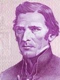 Πορτρέτο του Jose Gervasio Artigas Στοκ Εικόνα