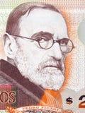 Πορτρέτο του Pedro Figari Στοκ εικόνες με δικαίωμα ελεύθερης χρήσης