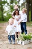 Πορτρέτο των μικρών παιδιών Στοκ φωτογραφίες με δικαίωμα ελεύθερης χρήσης