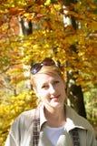 πορτρέτο φθινοπώρου Στοκ Εικόνες