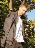 πορτρέτο φθινοπώρου Στοκ φωτογραφίες με δικαίωμα ελεύθερης χρήσης