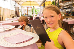 Πορτρέτο χαριτωμένα παιδάκια Στοκ Εικόνες