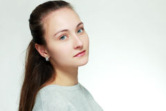 Πορτρέτο χωρίς σύνθεση Στοκ φωτογραφία με δικαίωμα ελεύθερης χρήσης