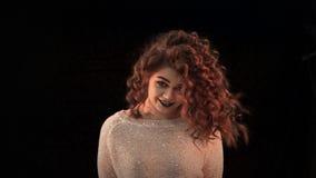Πορτρέτο απόθεμα βίντεο