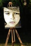 πορτρέτο Στοκ φωτογραφίες με δικαίωμα ελεύθερης χρήσης