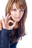 πορτρέτο Στοκ εικόνα με δικαίωμα ελεύθερης χρήσης