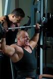 πορτρέτο bodybuilders στοκ φωτογραφία