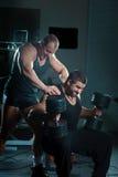 πορτρέτο bodybuilders στοκ εικόνα με δικαίωμα ελεύθερης χρήσης