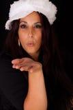 πορτρέτο brunette Στοκ Εικόνες