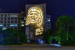Πορτρέτο Guevara Che - Αβάνα, Κούβα Στοκ Φωτογραφία