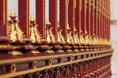 πορφυρά διακοσμητικά χρυ Στοκ φωτογραφίες με δικαίωμα ελεύθερης χρήσης