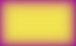 Πορφυρή και κίτρινη σύσταση υποβάθρου χρώματος για το υπόβαθρο σχεδίου επαγγελματικών καρτών με το διάστημα για το κείμενο Στοκ Εικόνες