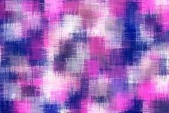 Πορφυρή ρόδινη και μπλε περίληψη σύστασης ζωγραφικής Στοκ εικόνες με δικαίωμα ελεύθερης χρήσης