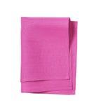 Πορφυρή ρόδινη πετσέτα Στοκ φωτογραφίες με δικαίωμα ελεύθερης χρήσης