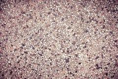 Πορφυρή σύσταση αμμοχάλικου ή κλασικό ύφος υποβάθρου αμμοχάλικου Στοκ εικόνες με δικαίωμα ελεύθερης χρήσης