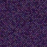Πορφυρό άνευ ραφής υπόβαθρο σχεδίων αστεριών pentagram Στοκ Εικόνα