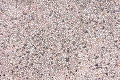 Πορφυρό σύσταση αμμοχάλικου ή υπόβαθρο αμμοχάλικου Στοκ εικόνα με δικαίωμα ελεύθερης χρήσης