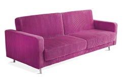 πορφύρα καναπέδων στοκ εικόνα