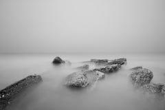 πορώδεις βράχοι στοκ φωτογραφία με δικαίωμα ελεύθερης χρήσης