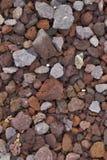 Πορώδης σύσταση βράχου Στοκ φωτογραφία με δικαίωμα ελεύθερης χρήσης