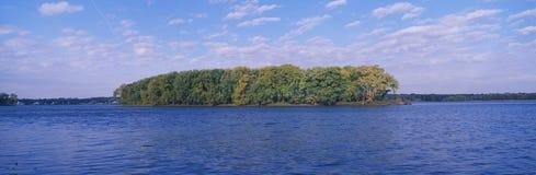 Ποτάμι Μισισιπή Στοκ φωτογραφίες με δικαίωμα ελεύθερης χρήσης
