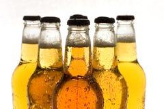 ποτά μπύρας Στοκ φωτογραφία με δικαίωμα ελεύθερης χρήσης