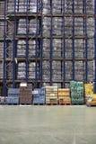 Ποτά στην αποθήκη εμπορευμάτων στοκ φωτογραφίες