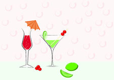 ποτά απεικόνιση αποθεμάτων