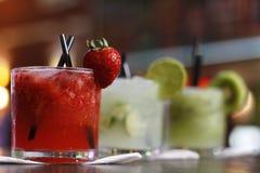 ποτά Στοκ Εικόνες