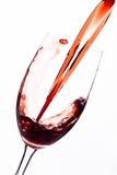 Ποτήρι του κρασιού Στοκ φωτογραφία με δικαίωμα ελεύθερης χρήσης