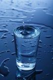 Ποτήρι του νερού Στοκ φωτογραφία με δικαίωμα ελεύθερης χρήσης