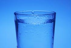 Ποτήρι του ύδατος Στοκ φωτογραφία με δικαίωμα ελεύθερης χρήσης