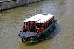 Ποταμόπλοιο της Σιγκαπούρης Στοκ Φωτογραφίες