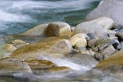 ποταμός βουνών Στοκ Εικόνα