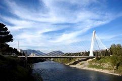 ποταμός γεφυρών Στοκ εικόνες με δικαίωμα ελεύθερης χρήσης