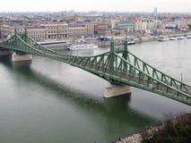 ποταμός Δούναβη Στοκ Εικόνες
