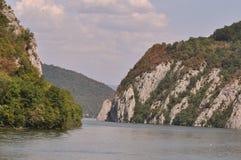 ποταμός Δούναβη Στοκ Φωτογραφίες